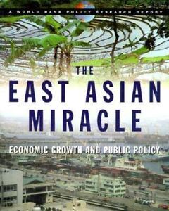 Can look east asian miracle economies phrase... super