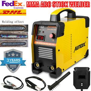 MMA-Arc-INVERTER-IGBT-Stick-Soudeur-160-A-Handheld-machine-de-soudage-110-V-US-Plug