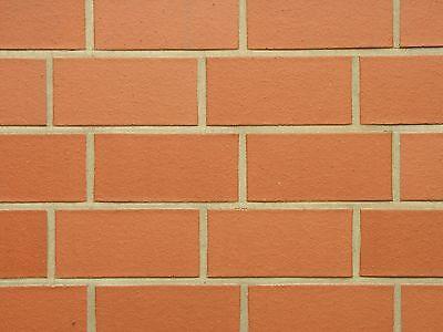 Baustoffe & Holz Verblender Strangpress 2df Bh386 Rot Nuanciert Vormauersteine Klinker Grade Produkte Nach QualitäT