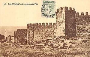 B92614-salonique-remparts-de-la-ville-greece