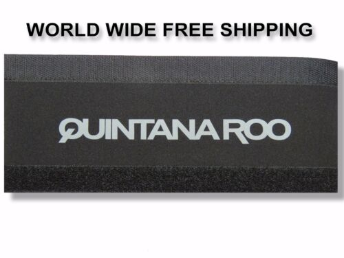 QUINTANA ROO Cycling Bike Bicycle Chain Stay Protector Pad Reflective
