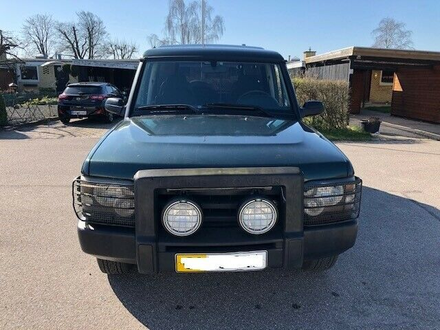 Land Rover, Discovery, 2,5 Td5