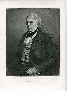 Retrato-Victor-Cousin-A-Masson-Engraved-Copy-IN-One-Photograph-Of-Swim