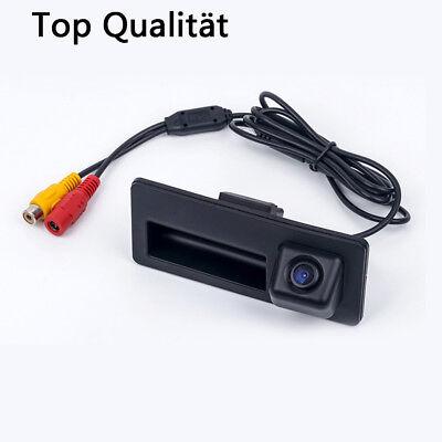 Car Trunk Handle CCD1D Rear View Camera for Audi A4L A4 A5 S5 Q5 A6L VW Passat