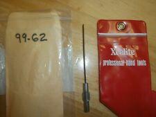 .060/' BLADE Xcelite 99-62  Bristol 6 flute  Screwdriver 4/'/'L   FREE SHIPPING
