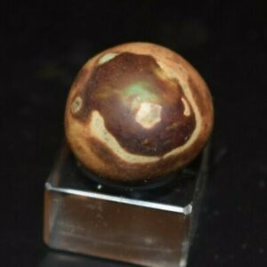 Extremely-Rare-Antique-1800s-Crockery-Stoneware-Marble-Size-13-16-812-MINT