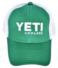 f91cdd8aea0 item 5 YETI COOLERS Kelly Green   White Mesh Traditional Trucker Hat Cap  Adjustable NEW -YETI COOLERS Kelly Green   White Mesh Traditional Trucker  Hat Cap ...