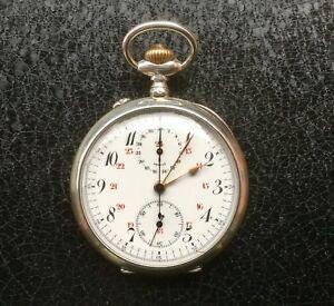 Reloj-Bolsillo-Cronografo-de-rueda-de-pilares-Valjoux-5-Family-generation