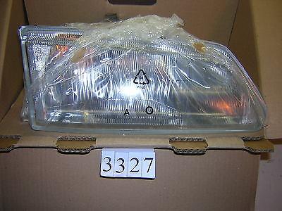 3327 optique phare coté droit pour peugeot 106   neuf