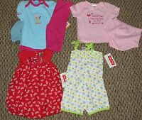 Girl's Spring Summer Clothing Lot Size 3-6 M