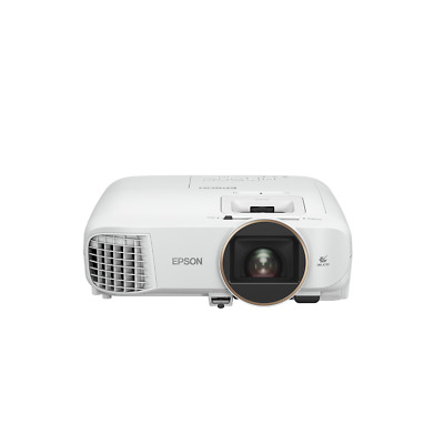 Epson EH-TW5650 Full HD 2500 Lumens Home Cinema Projector - White