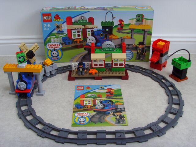 Lego Duplo Thomas The Tank Engine Starter Train Set 5544 Ebay