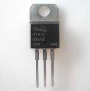 Btb12-600bw Triac Btb12 Electrical Equipment & Supplies Business & Industrial