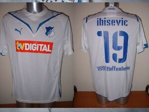 Hoffenheim-M-L-XL-Ibisevic-Bosnia-Puma-Shirt-Jersey-Trikot-Football-Soccer-BNIB