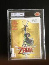 Vga Ukg 90 Mt Legend Zelda Skyward Sword Game New Japan Version Nintendo  Wii