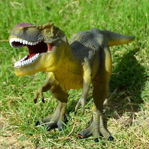 2018 Large Tyrannosaurus Rex Dinosaur Toy Realistic Solid Plastic Model T-Rex