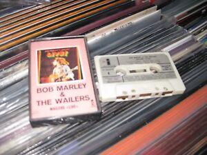 Bob Marley & The Wailers Spanisch Kassette African Herbsmanwailers Live