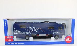 SIKU-1943-Volkner-Mobil-Performance-Autocaravana-1-55-NUEVO-EN-emb-orig