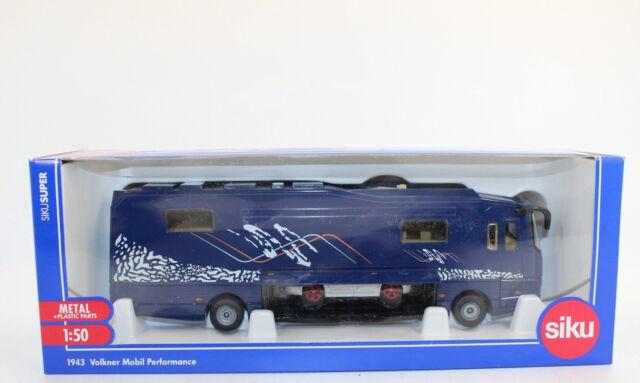 1:50 Siku Super 1943 Volkner Mobil Performance Blitzversand per DHL-Paket