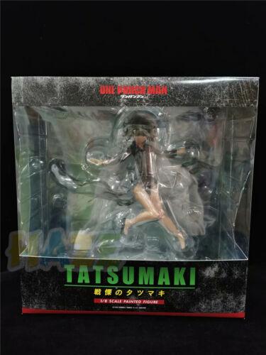 """FREEing One Punch Man Senritsu no Tatsumaki 1//8 Figur Spielzeug Sammlung 9/"""""""
