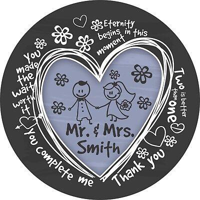 Buono Lovely Doodle Matrimonio Nero Adesivo Con Le Etichette Per Party Borsa Dolce Coni-