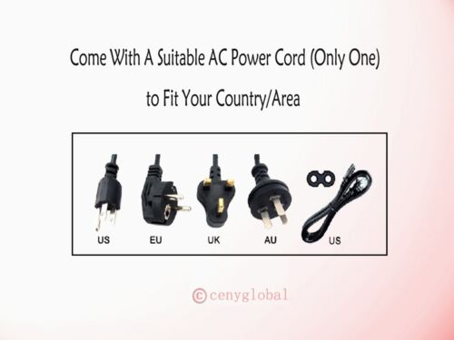 AC//DC Adapter For Current USA Orbit Marine IC LED Aquarium Light Fixture Ballast