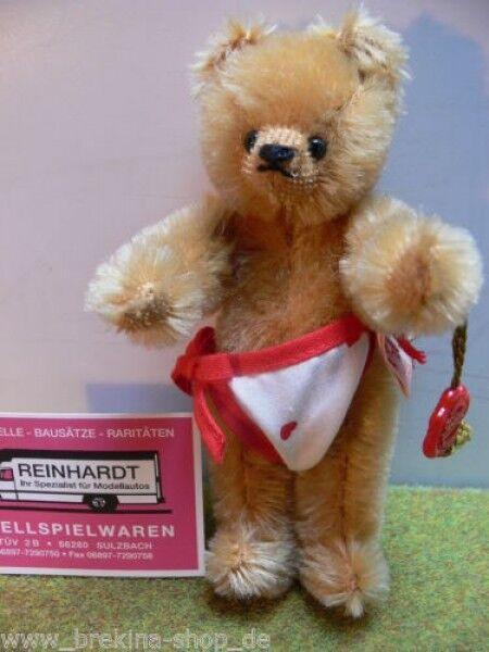 HB 15 Hermann Bamberg Teddy Baby con pannolini MUTANDINE circa 16 cm