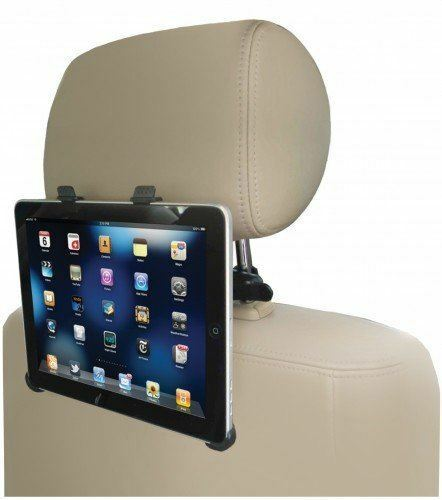 iPad Holder Car Seat Headrest Universal Fitting Mount iPad 1 2 3 4