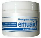 EMUAID Homeopathic Ointment Natural Remedy for Over 120 Skin Disorders 2 Oz