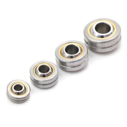 1PCS Spherical Plain Radial Bearing GEBK6S//GEBK8S//GEBK10S//GEBK12S