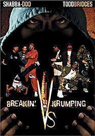 BREAKIN-039-VS-KRUMPIN-039-DVD-REGION-ALL-LIKE-NEW-FREE-POST-WAUSTRALIA-WIDE
