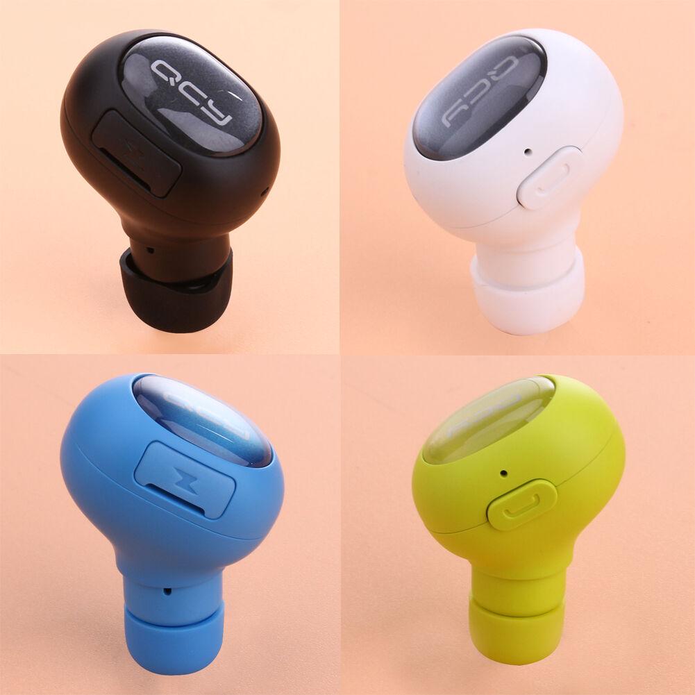 US QCY Q26 Wireless Headphone Earphones HIFI Stereo Mini Bluetooth 4.1 Earbuds