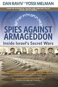 Spies-Against-Armageddon-Paperback-By-Raviv-Dan-VERY-GOOD