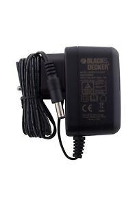 Détails sur Black & Decker Chargeur de Batterie Alimentation Perceuse 12V AST12 CD112 CD12