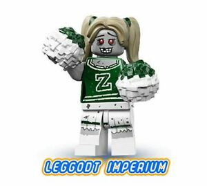 New Lego Zombie Cheerleader Minifigure From Series col14-8