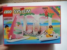 Lego  6401 Seaside Cabana Paradisa from 1992 New sealed Box  Excellent condition