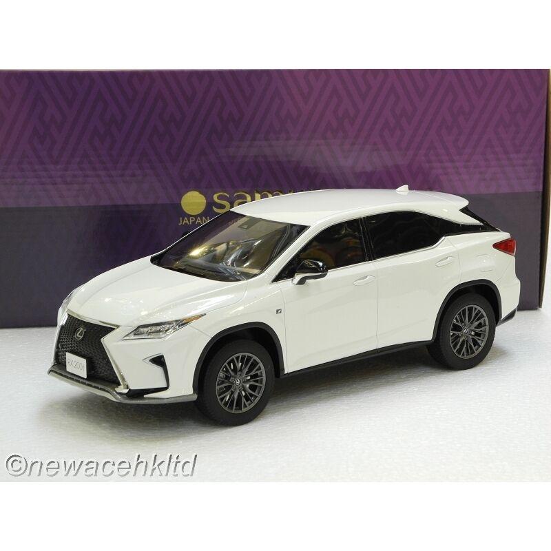 LEXUS RX 200T F SPORT vit KYOSHO modellllerLER