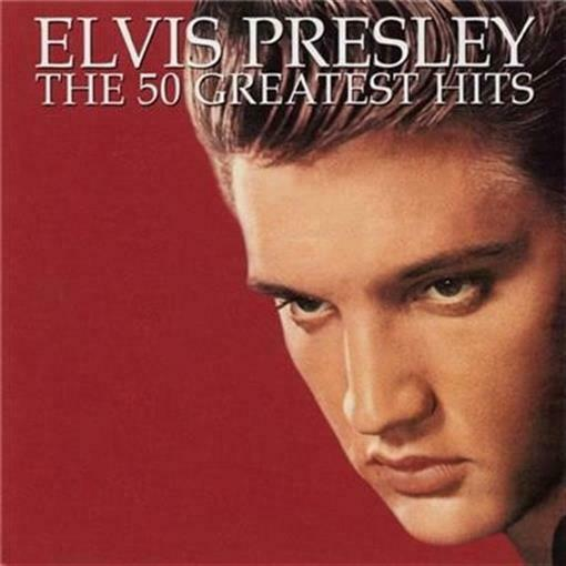 ELVIS PRESLEY The 50 Greatest Hits 2CD NEW
