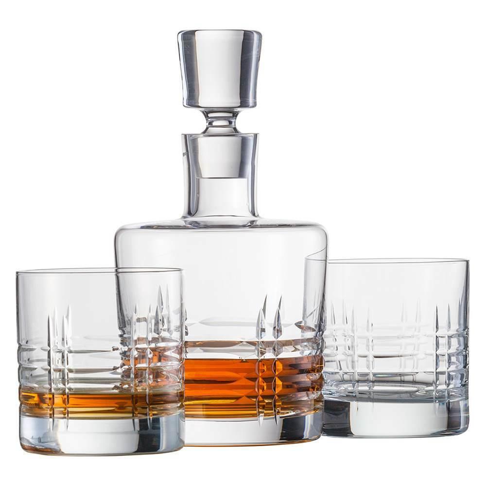 Schott Zwiesel série Basic Bar Classic whisky Set carafe et 2 verres
