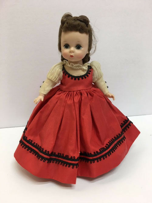 RARE Madame Alexander Kins VINTAGE 8  Little daSie 1959 Original BKW JO Doll