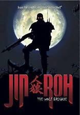 Jin-Roh: The Wolf Brigade (DVD, 2014)