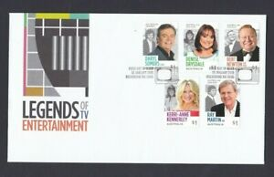 AFD1315-Australia-2018-Legends-of-TV-Entertainment-FDC