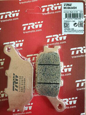 TRW MCB634SH Scheibenbremsbelag