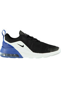 SCARPE-UNISEX-NIKE-AIR-MAX-MOTION-2-GS-AQ2741-003-NERO-BLACK-BLU-NUOVE-ORIGINALI