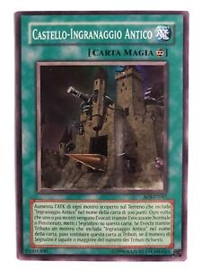 YUGIOH-Castello-Ingranaggio-Antico-SOI-IT047-Super-Rara-in-Italiano