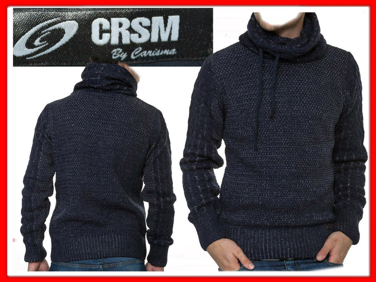 CARISMA Pull Man M L or XXL In Shop 95 E Here for Much Less  CA30 D-2