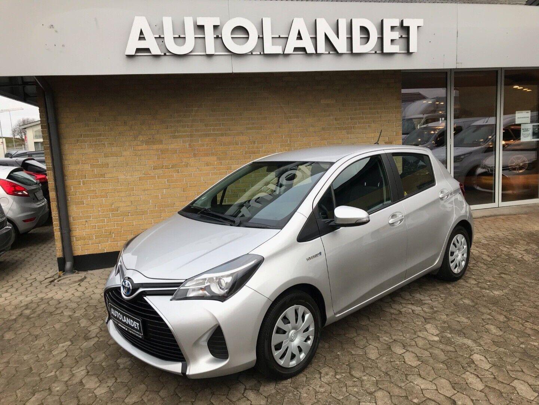 Toyota Yaris 1,5 Hybrid H2 e-CVT 5d