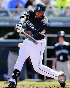 ROBINSON-CANO-034-Seattle-Mariners-034-LICENSED-un-signed-poster-pic-8x10-photo