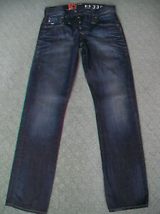MENS-G-STAR-039-VICTOR-STRAIGHT-039-JEANS-BNWT-SIZE-29