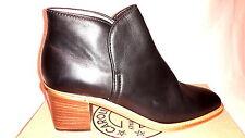 Donna Carolina Vintage Stiefelette Gaucho Nero Größe 40 Neu Originalverpakt 1978